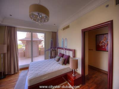 2 Bedroom Flat for Sale in Palm Jumeirah, Dubai - Sea View 2BR+maid with huge terrace for sale
