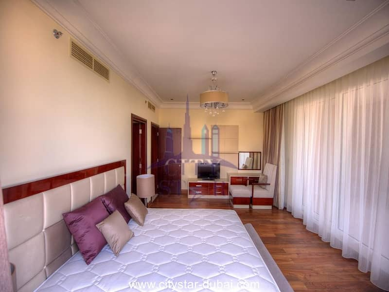 2 Sea View 2BR+maid with huge terrace for sale