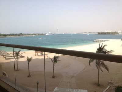 فلیٹ 2 غرفة نوم للبيع في نخلة جميرا، دبي - Sea View D-type 2 Bed+maid for sale in Al Basri