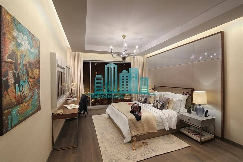 Elegant 2BR in Downtown 10/90 payment plan
