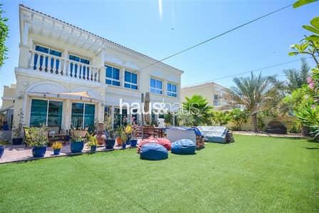 فیلا 5 غرفة نوم للبيع في مثلث قرية الجميرا (JVT)، دبي - Extended | New Flooring | 7