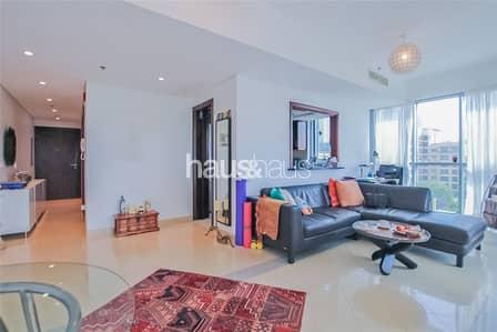شقة 1 غرفة نوم للبيع في ذا فيوز، دبي - Vacant on Transfer   Super Condition   Rare Unit