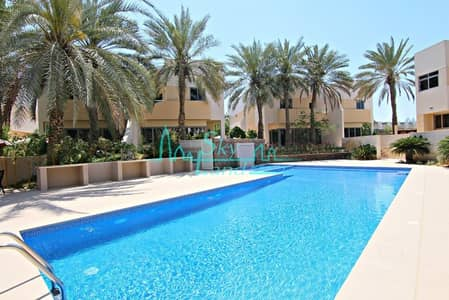 4 Bedroom Villa for Rent in Jumeirah, Dubai - SUPERB 4BR+MAID'S VILLA WITH SHARED POOL