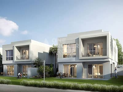 2 Bedroom Townhouse for Sale in Mudon, Dubai - Single Row|2 bed Plus Maid Townhouse|RESALE