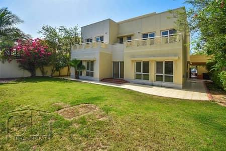 5 Bedroom Villa for Sale in The Meadows, Dubai - Single Row - Upgraded flooring - Large plot
