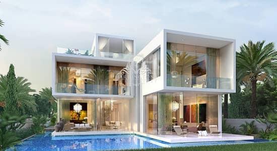 ارض سكنية  للبيع في أكويا أكسجين، دبي - Freehold Plot l G+1 Villa for Sale in Mulberry