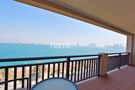 Vacant | Burj Al Arab View | Furnished