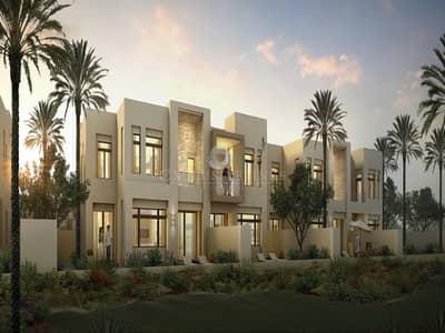 تاون هاوس 4 غرفة نوم للبيع في ريم، دبي - 4BR/ Single Row / Opposite Park and Pool