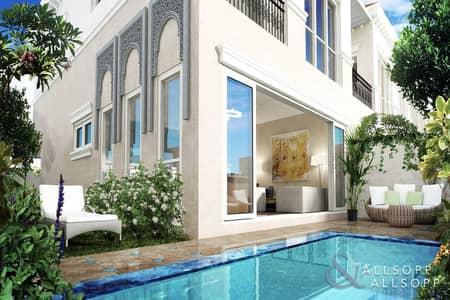 تاون هاوس 3 غرفة نوم للبيع في عقارات جميرا للجولف، دبي - Secondary Market | 3 Bed | Big Corner Plot