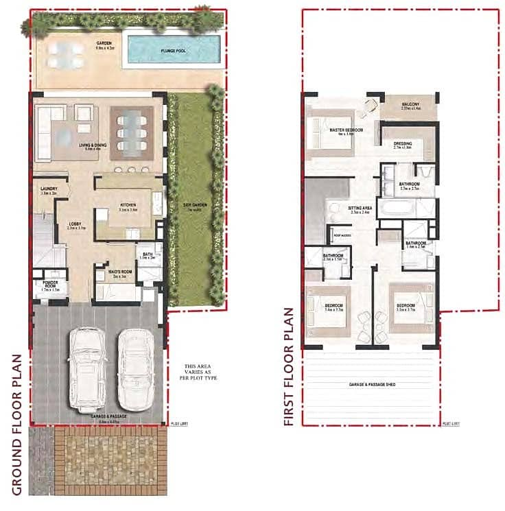 10 Secondary Market | 3 Bed | Big Corner Plot