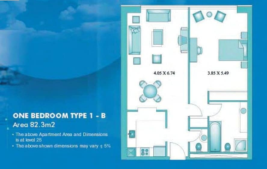 10 Large 1 Bedroom | Great Location | Vacant