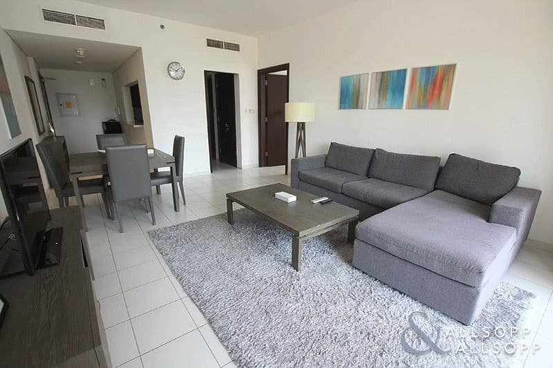 2 One Bedroom | Furnished | Modern | Balcony