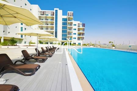 Brand New Furnished 2 BR with Balcony in Masdar