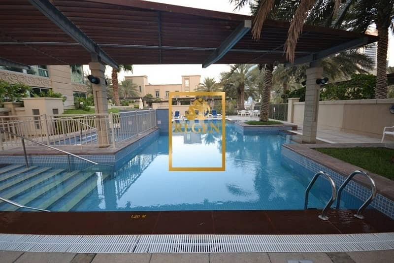 2 Three Bedroom Hall with View of Marina in Al Anbar For Sale