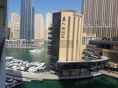 فلیٹ 3 غرفة نوم للبيع في دبي مارينا، دبي - 3 bed|Full Marina View|Silverene Tower  A