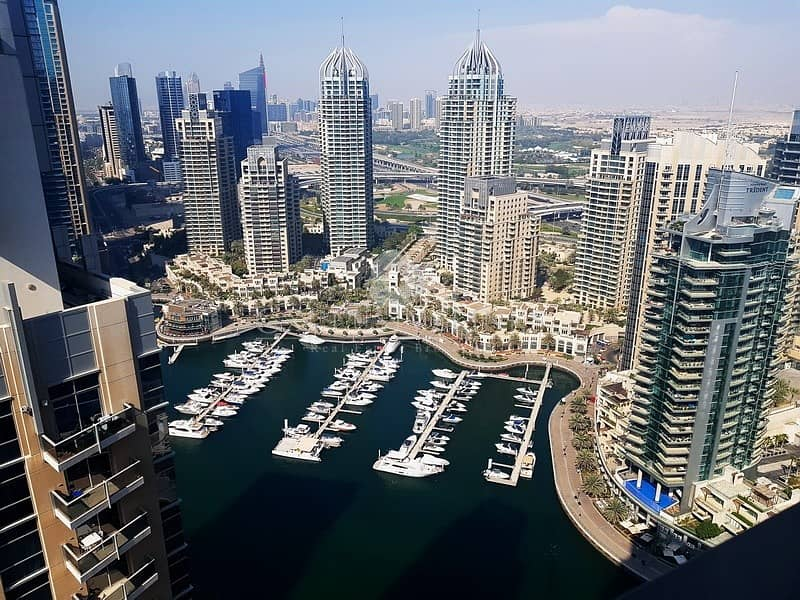 Best 2 Bedroom / Marina View / Brand New