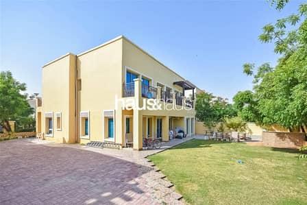 فیلا 5 غرفة نوم للبيع في مثلث قرية الجميرا (JVT)، دبي - Owner Occupied | New Flooring | Large Plot