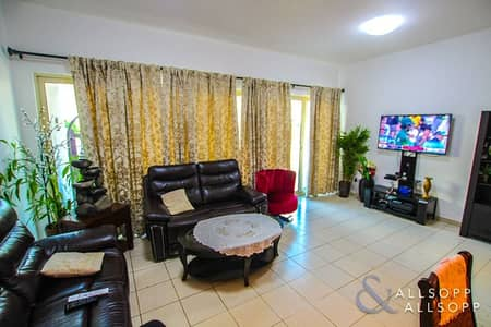 فلیٹ 2 غرفة نوم للبيع في الروضة، دبي - Ground Floor | Terrace With Direct Pool Access