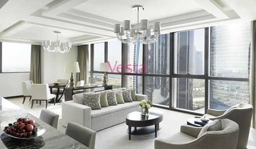 شقة فندقية 1 غرفة نوم للايجار في منطقة الكورنيش، أبوظبي - premium hotel apartments