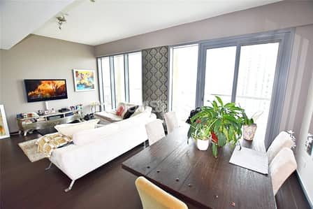 2 Bedroom Apartment for Rent in The Views, Dubai - Premium Furniture  Golf View  Immaculate