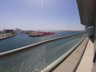 فلیٹ 2 غرفة نوم للايجار في شاطئ الراحة، أبوظبي - Up to 4 payments
