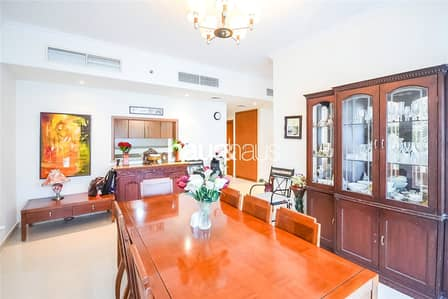 2 Bedroom Flat for Sale in Jumeirah Lake Towers (JLT), Dubai - Owner Occupied   Two Parkings   Study