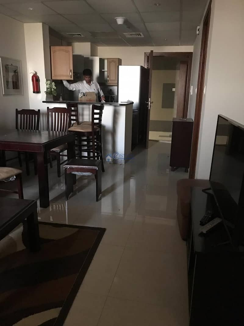 9 Fully furnished one bedroom for rent in elite 10