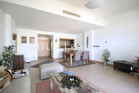 شقة 1 غرفة نوم للبيع في نخلة جميرا، دبي - View Today! Exclusive One bed- Sea View!