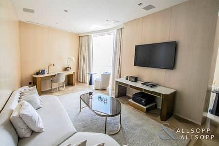 فلیٹ 1 غرفة نوم للبيع في نخلة جميرا، دبي - Furnished | High Floor | 1 Bed | Balcony
