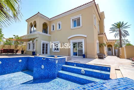 3 Bedroom Villa for Sale in Arabian Ranches, Dubai - Type A2 | Corner Plot | Extended | External Rooms