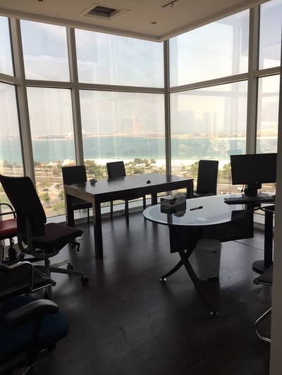 Office for Rent in Corniche Area, Abu Dhabi - OFFICES FOR RENT, 10,000 AED for 6 Months and receive your license from the same place immediately.