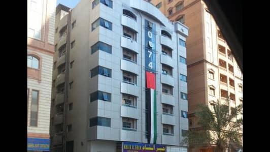فلیٹ 1 غرفة نوم للايجار في شارع الملك فيصل، عجمان - شقة في شارع الملك فيصل 1 غرف 20000 درهم - 4130579