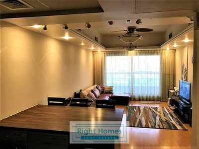 1 Bedroom Flat for Sale in Jumeirah Lake Towers (JLT), Dubai - Fully Furnished 1BR- GoodLayout- Park View