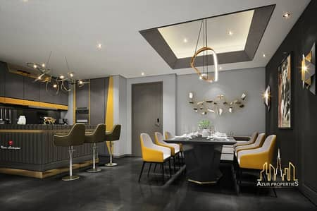 2 Bedroom Luxury Apartment by TONINO LAMBORGHINI