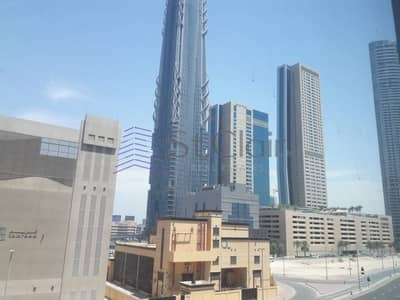 1 Bedroom Flat for Rent in Downtown Dubai, Dubai - 1 Bedroom + Maid Room    Sea View m  Lofts Podium