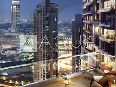 شقة 1 غرفة نوم للبيع في وسط مدينة دبي، دبي - Coming soon| Affordable 1 bed in Downtown