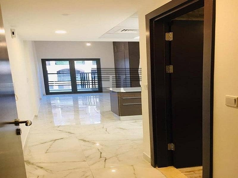 14 Extremely Classy Studio apartment with Brand New Kitchen Appliances in Joya Verde Residence