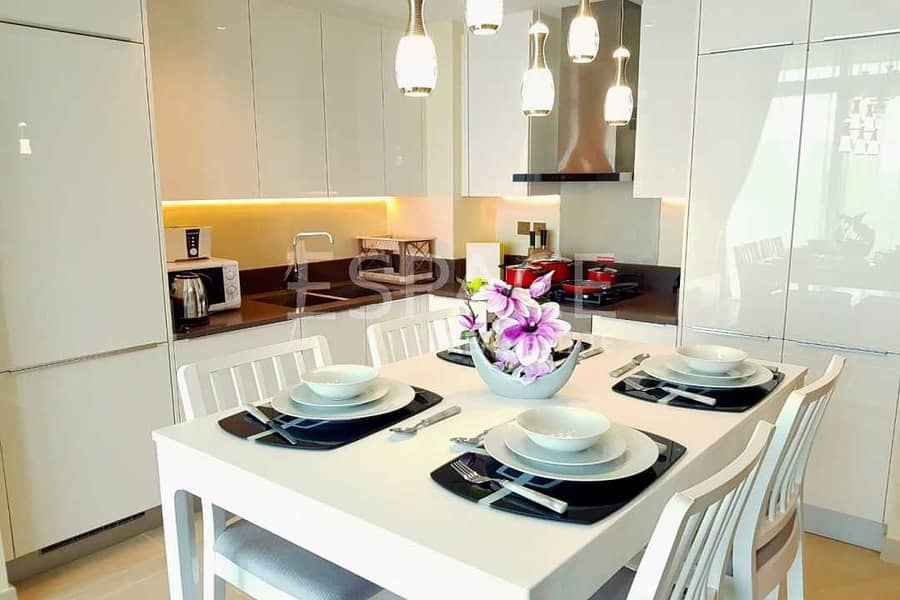 2 Luxury 1BR | Brand New | Fully Furnished