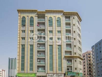 شقة 2 غرفة نوم للايجار في شارع الملك فيصل، عجمان - شقة في شارع الملك فيصل 2 غرف 32000 درهم - 4131982