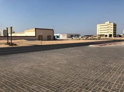 Plot for Sale in Al Jurf, Ajman - NEVER LIKE BEFORE!! 6728 SQFT INVESTED RESIDENTIAL PLOT FOR JUST AED 290,000/-