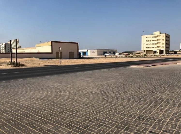 ارض سكنية في المنطقة الصناعية الجرف الجرف 290000 درهم - 4132084