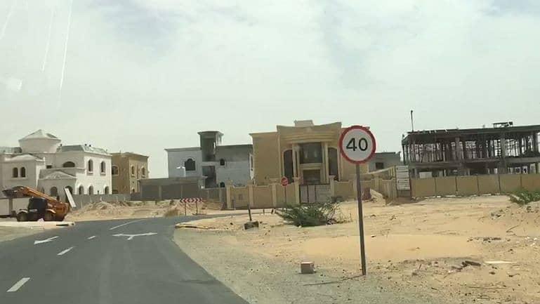 ارض سكنية في المنطقة الصناعية الجرف الجرف 310000 درهم - 4132084