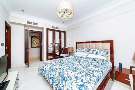 2 Bedroom Flat for Sale in Palm Jumeirah, Dubai - Fully Furnished 2BR Apt in Palm Jumeirah