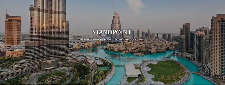 2 Bedroom Flat for Sale in Downtown Dubai, Dubai - Buy In Front Of World's Tallest Tower And Largest Shopping Mall