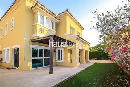 فیلا 3 غرفة نوم للايجار في المرابع العربية، دبي - Type A1 | Single Row | 3 BR +Maids | Available Now