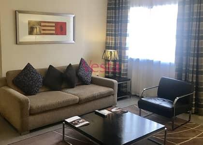 شقة فندقية 2 غرفة نوم للايجار في شارع ليوا، أبوظبي -  fully furnished apartment
