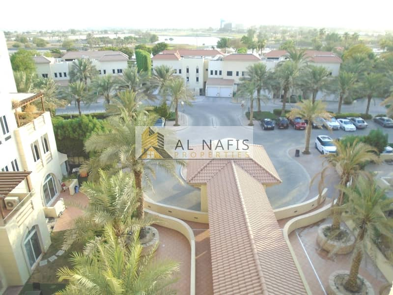 Golf course View|Bright|2Bedrooms with Maids