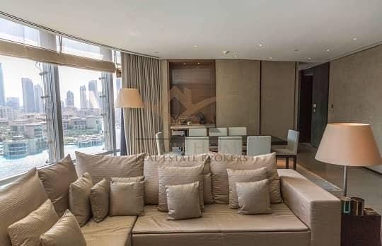1 LUXURY| 2BR APARTMENT| ARMANI RESIDENCES