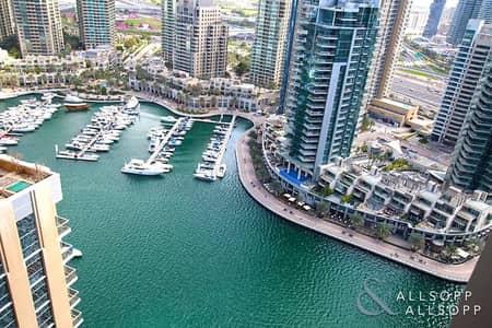 شقة 2 غرفة نوم للبيع في دبي مارينا، دبي - 2 Bed | High Floor | Marina Views | Modern
