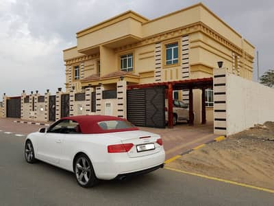 1 check only Not Negotiable/Nice 4 Bedroom Villa in Hoshi Sharjah